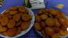 Receta de galletas de salvia