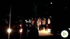 Fiesta ilegal en El Palmar