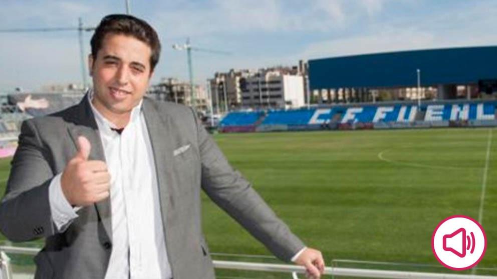 Jonathan Praena, cada día más socio de Javier Tebas.