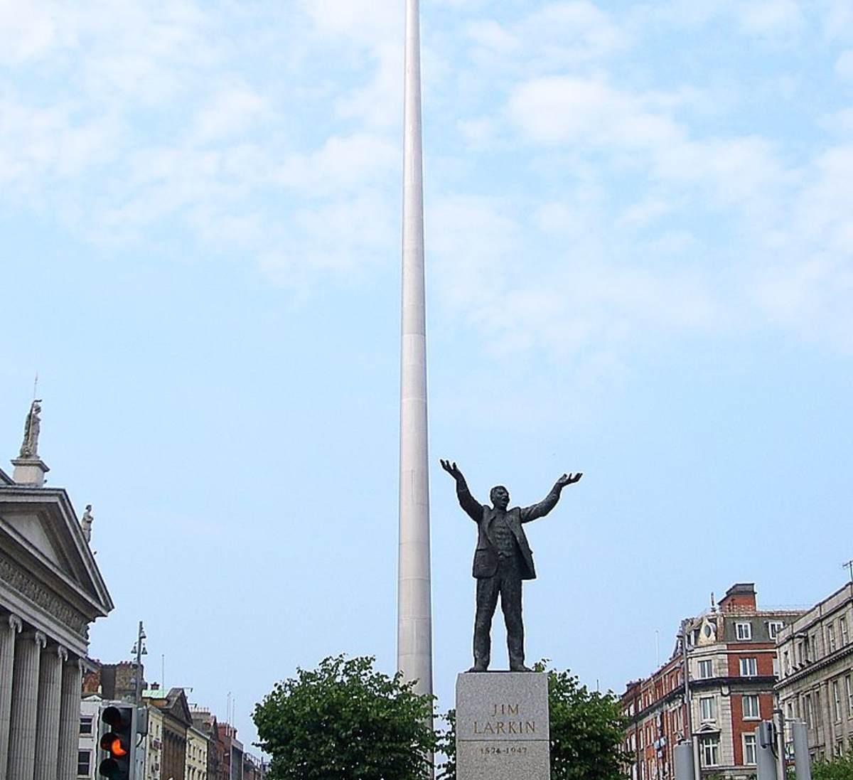 ¿Qué significa el Spire de Dublín o Monumento de la Luz?
