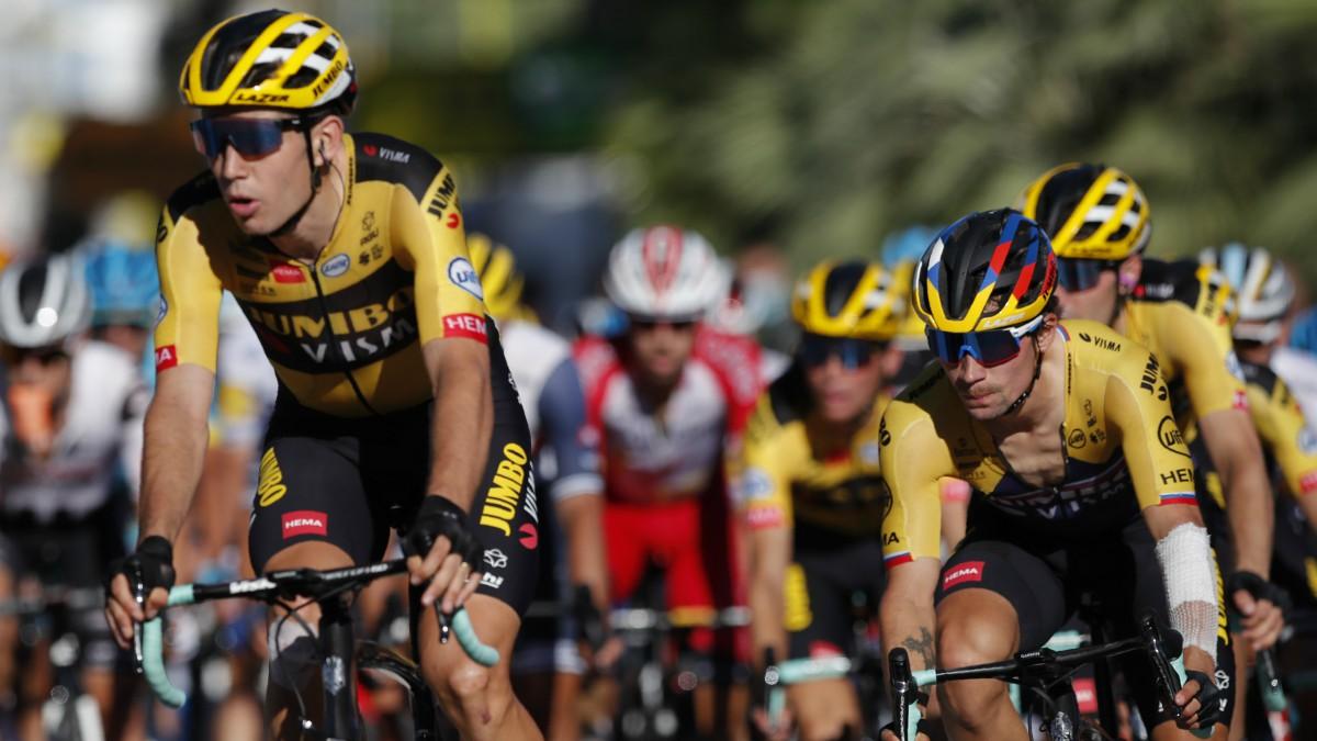 Tour de Francia 2020. (AFP)