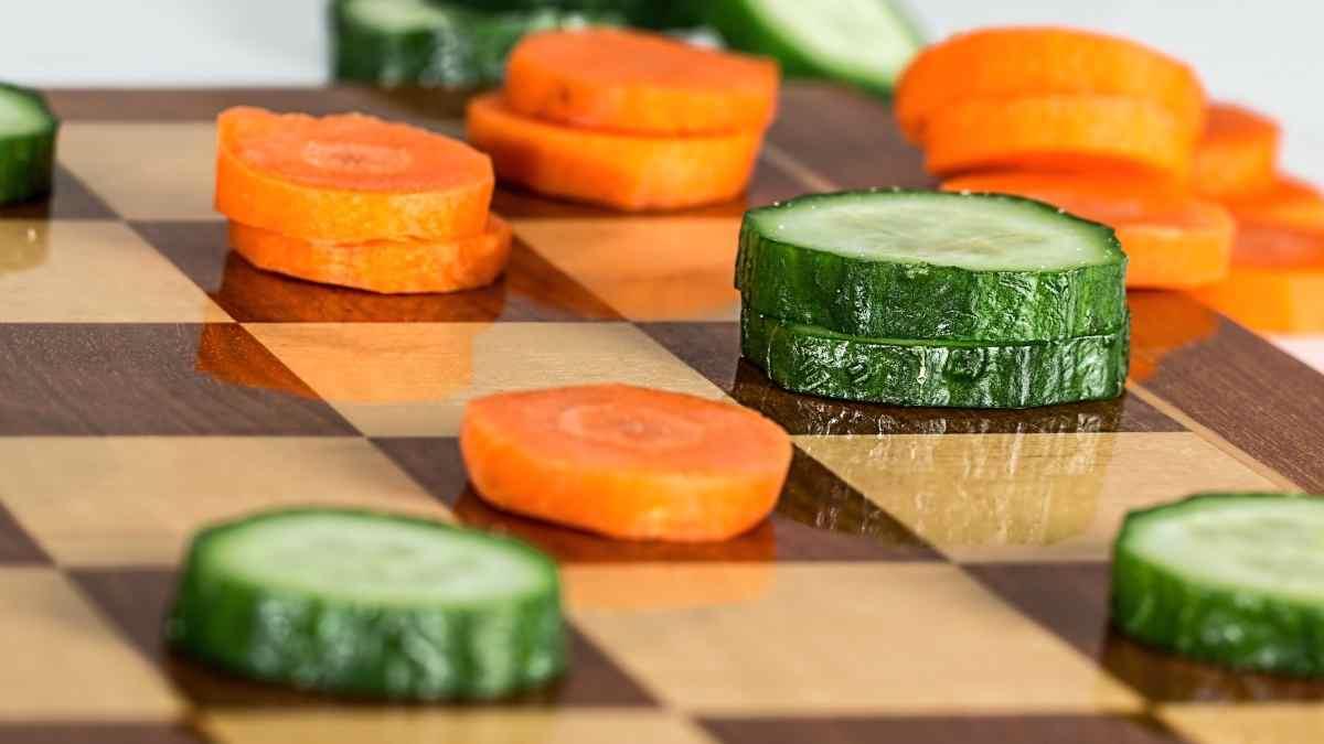 Frutas y verduras para el corazón sano