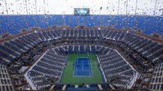 Nueva York ha creado una burbuja para su torneo de tenis
