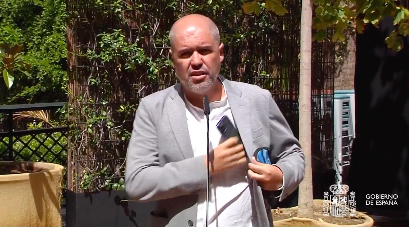 Sordo (CCOO) anuncia que la negociación para abordar la prórroga de los ERTE comenzará el 8 de enero