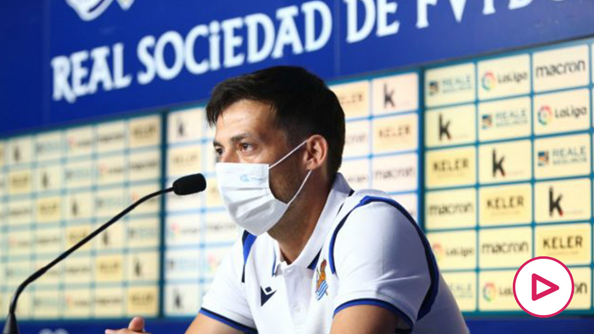 David Silva, en rueda de prensa. (EFE)