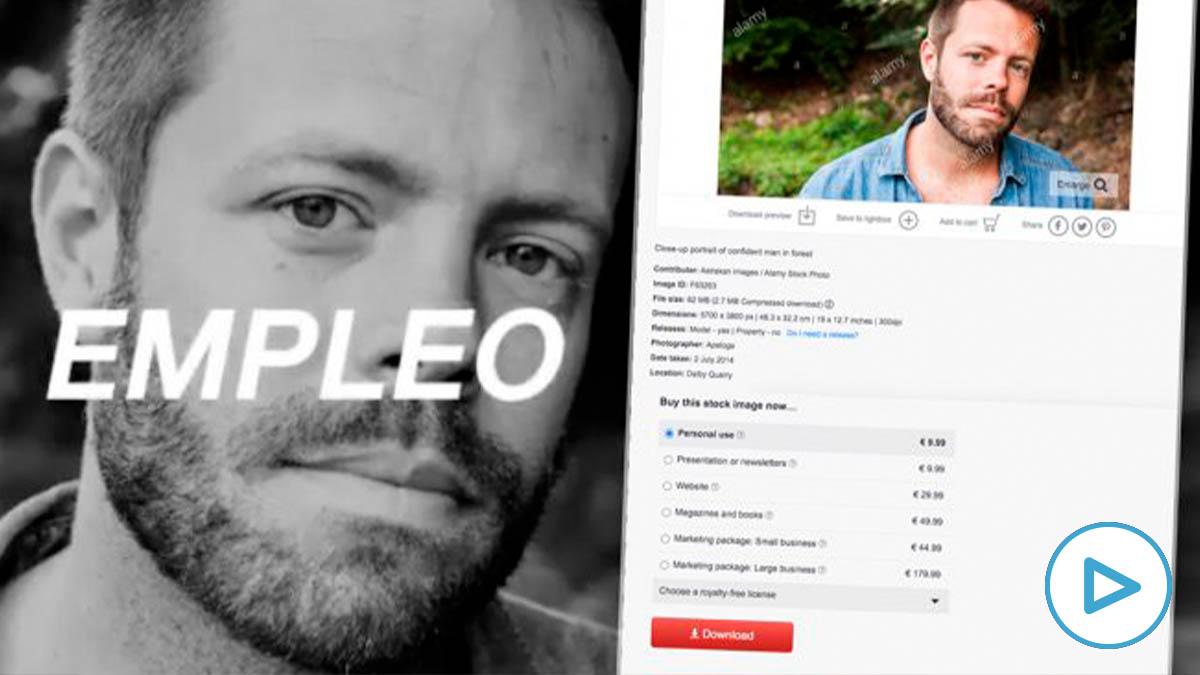 La imagen que aparece en el vídeo de Sánchez y la ofertada en Internet tomada en 2014 en Suecia.