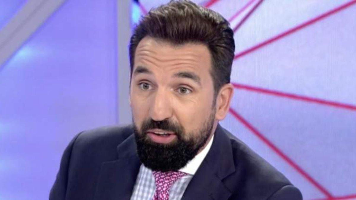 Miguel Lago en 'Todo es mentira'