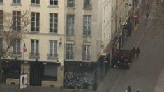 Fachadas falsas en París