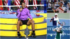 Rafael Nadal, gran ausencia en el US Open. (Getty)