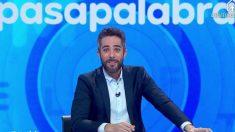 Roberto Leal en 'Pasapalabra'