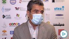 Emilio Gallego, secretario general de Hostelería España.