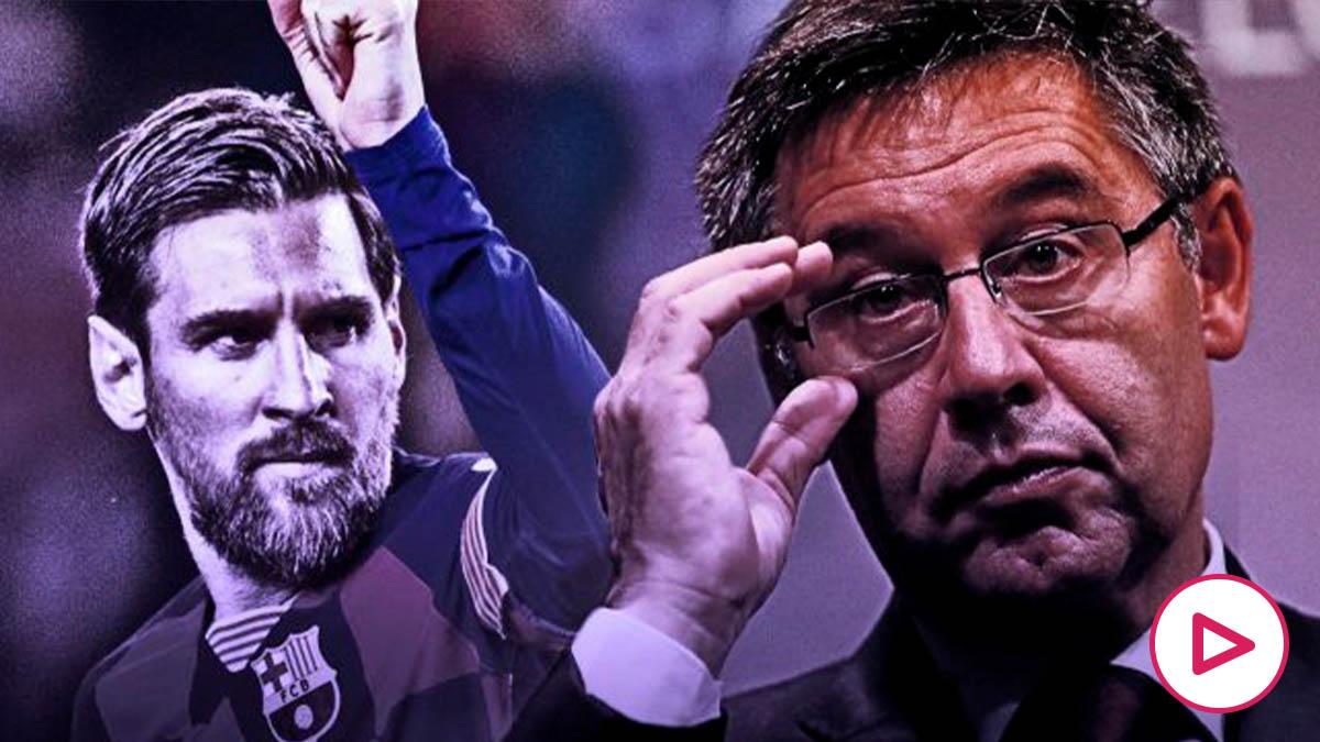 Leo Messi cobró la pasada temporada 75 millones en el Barça.