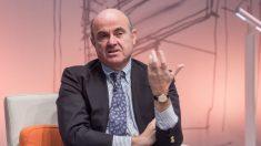 El vicepresidente del Banco Central Europeo, Luis de Guindos