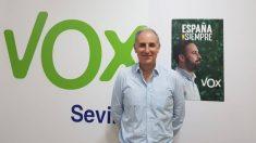 Macario Valpuesta nuevo diputado de Vox en Andalucía