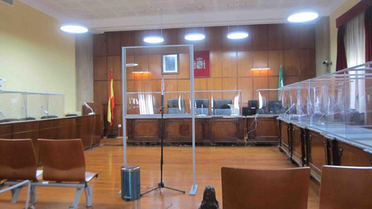Audiencia de Jaén – Tribunales.