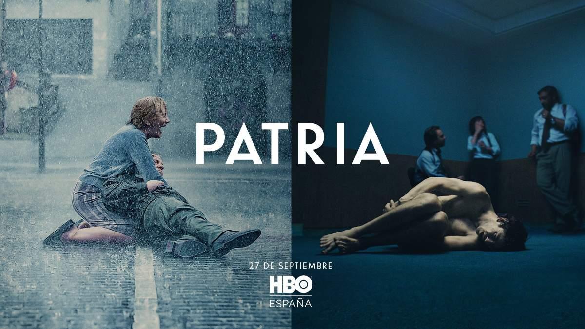 Cartel promocional de Patria. Foto: @HBO_ES