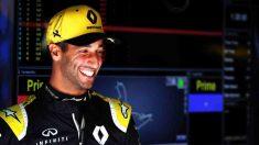 Daniel Ricciardo, piloto de Renault. (@danielricciardo)