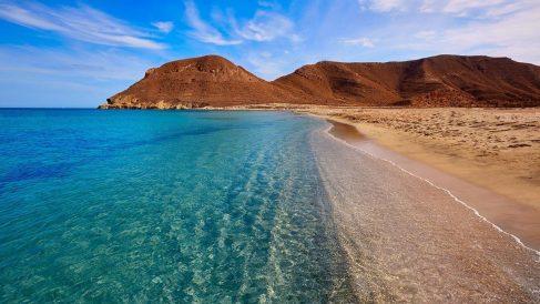 Playa de los Genoveses, Almería
