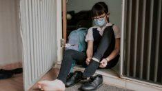 Pasos que los niños deben seguir al volver a casa de la escuela para evitar el contagio por Covid-19
