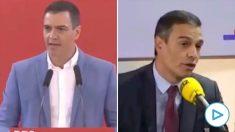 Así animaba Pedro Sánchez al «relajamiento social» que ahora echa en cara a los españoles.