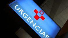Todo ocurrió en unas Urgencias de Valencia