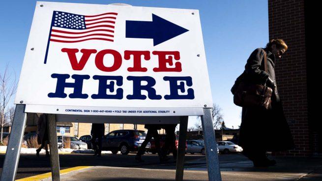 Elecciones en Estados Unidos (Foto: AFP)