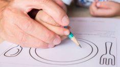 Pautas para enseñar a los niños el agarre del lápiz
