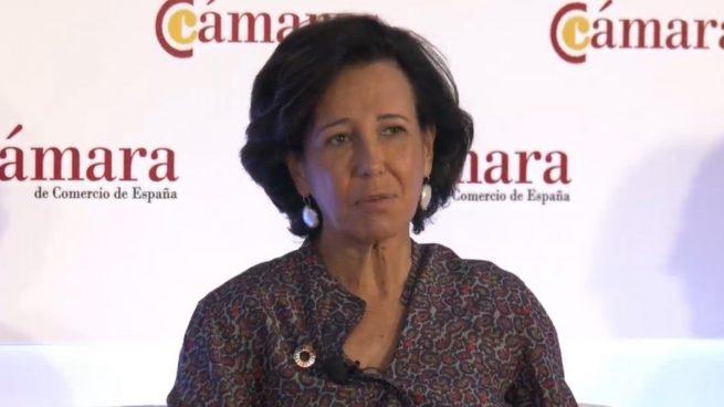 Ana Botín Banco Santander