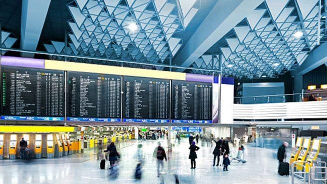 aeropuerto más grande mundo