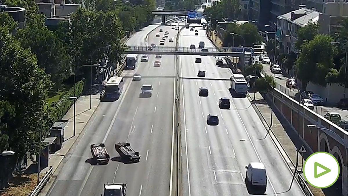 El verano de 2020 registra el número de muertes en carreteras más bajo de la historia