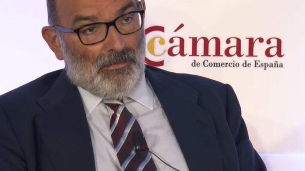 Fernando Abril-Martorell, presidente de Indra