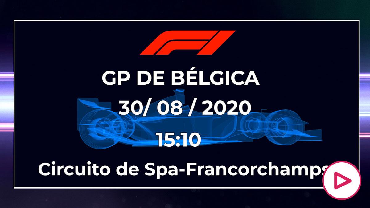 GP de Italia de Fórmula 1  Horario y cómo ver por televisión el GP de Italia de Fórmula 1 que se celebra en el circuito de Monza.