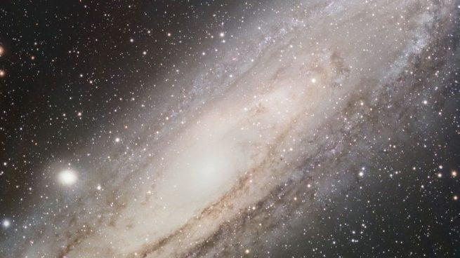 La NASA alerta del choque del halo de Andrómeda con el de la Vía Láctea