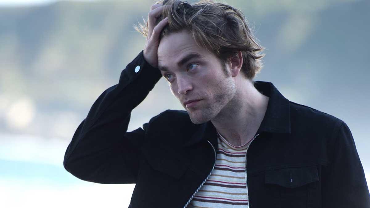 El actor Robert Pattinson en su última visita el Festival Internacional de Cine de San Sebastián. Foto: AFP