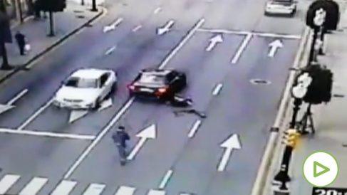 Un conductor atropella a un joven en patienete y da 0'60 en el cotrol de alcoholemia