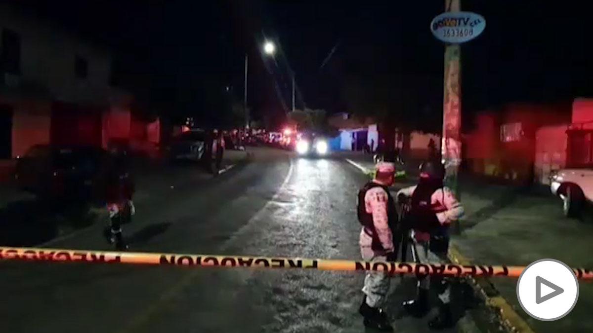 Un tiroteo en un velatorio mexicano termina con al menos ocho muertos