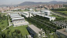 Campus de la Universidad Pública de Navarra.