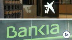 Bankia y Caixabank.