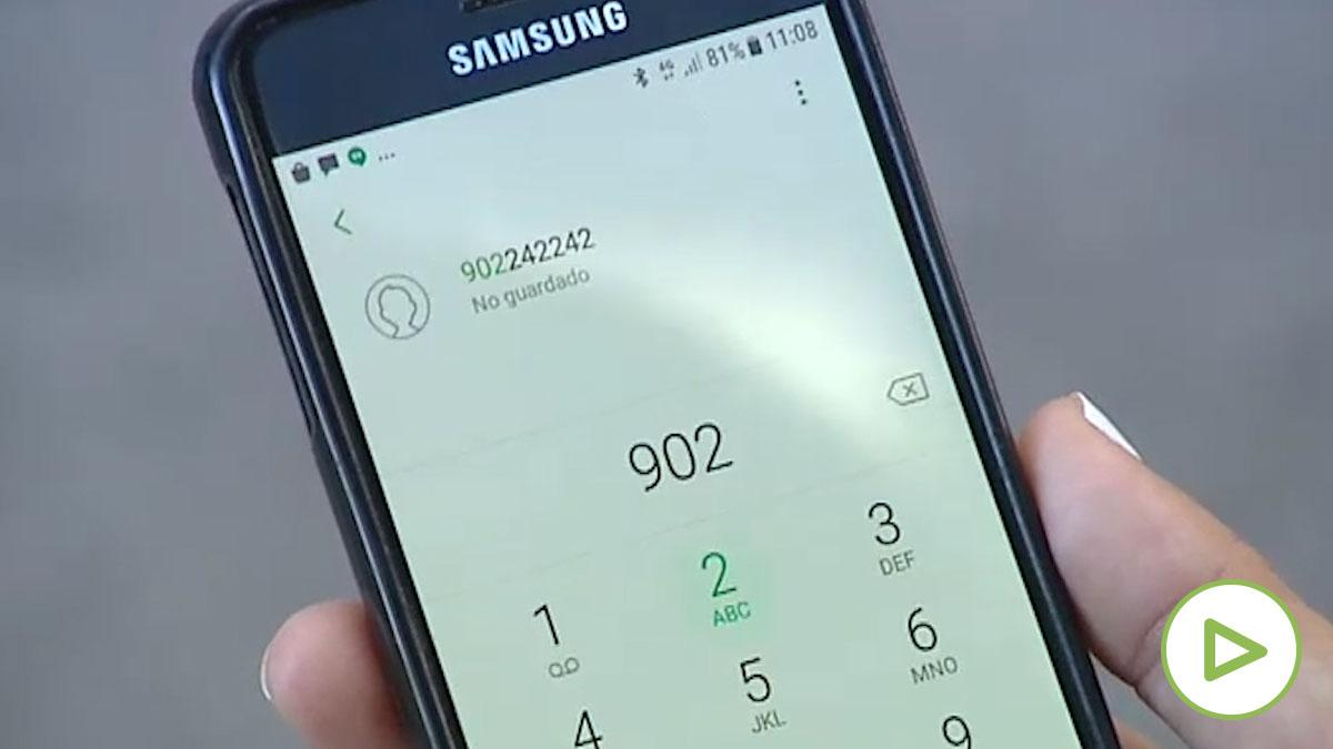 El principio del fin de los teléfonos 902