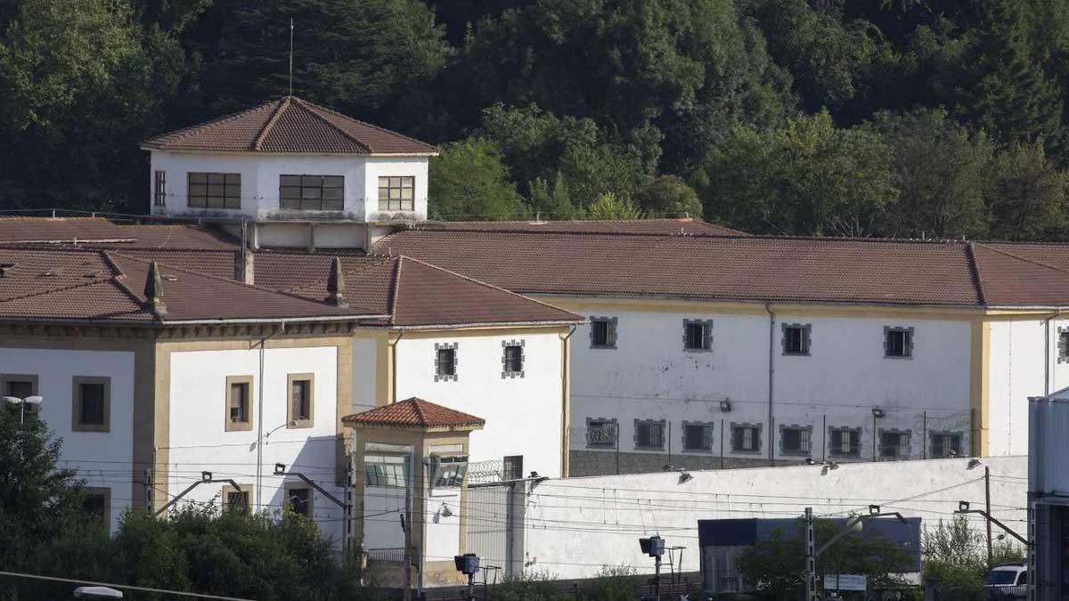 La cárcel de Martutene en San Sebastián.