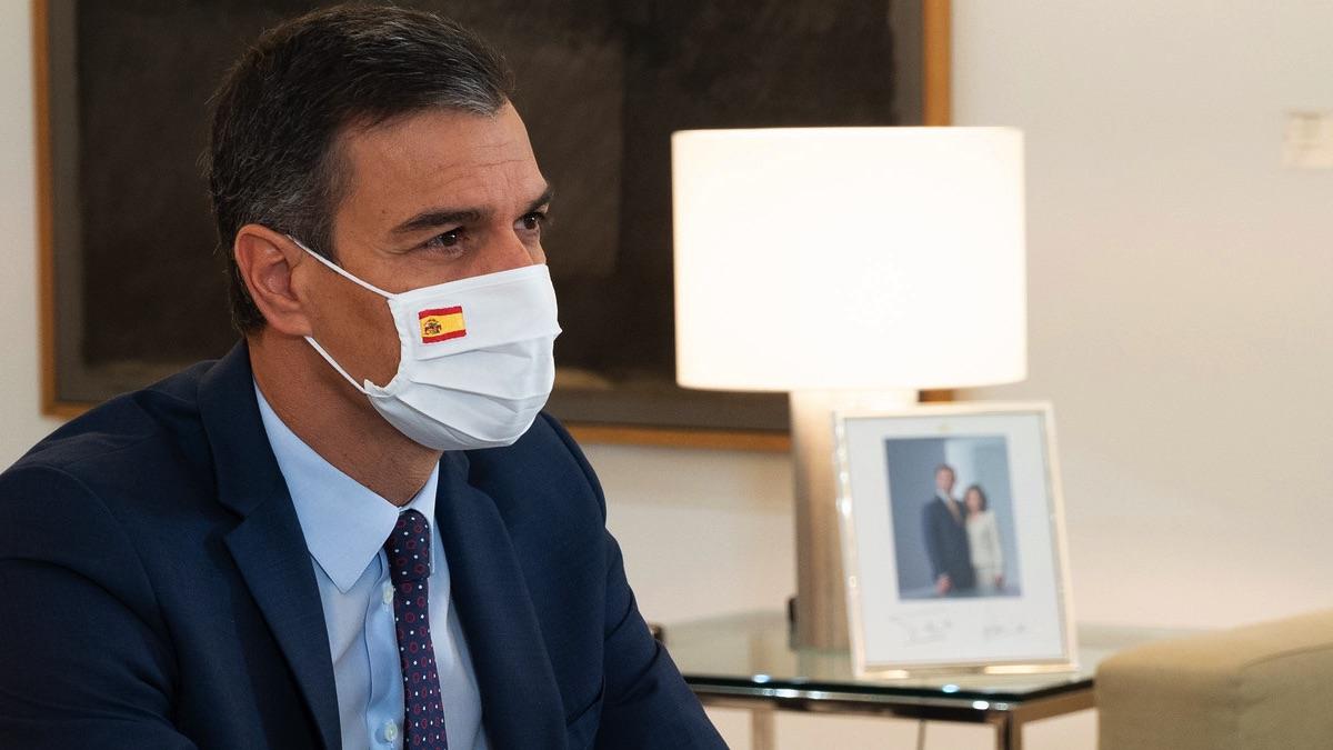 El presidente de Gobierno de España, Pedro Sánchez. (Foto: Moncloa)