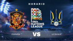 Liga de Naciones 2020: España – Ucrania   Horario y dónde ver el partido de la Liga de Naciones.