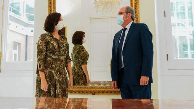 Isabel Díaz Ayuso y Ángel Gabilondo. (Foto: Madrid)