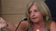 La presidenta de COVITE (Colectivo de Víctimas del Terrorismo), Consuelo Ordóñez. (Foto: Jesús Hellín – Europa Press)