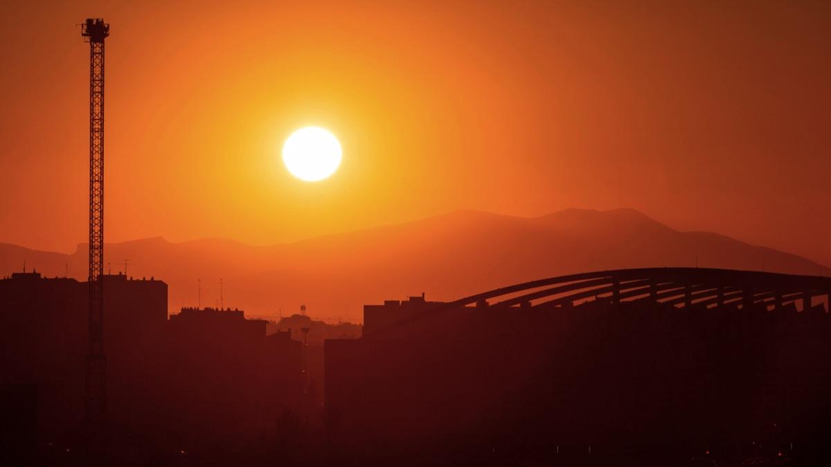 La temperatura baja en la zona norta de la Península. (Foto: EFE)