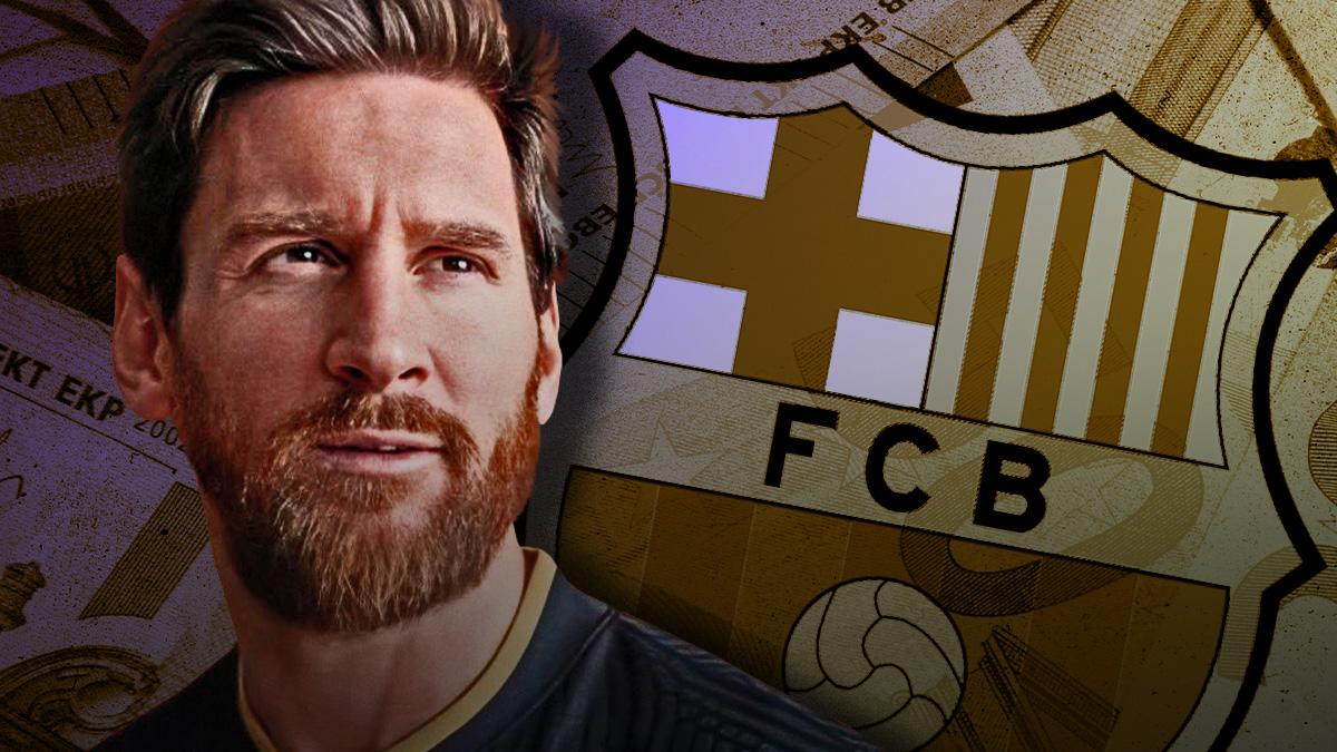 Leo Messi se queda a las malas.