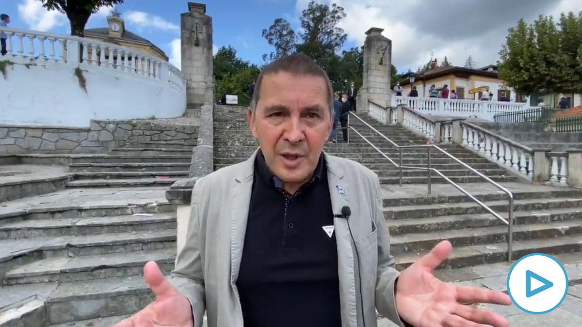 Otegi dice que es un «día muy triste» por la muerte del preso de ETA Igor González Sola