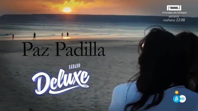 Paz Padilla reaparece esta noche en 'Sábado Deluxe'
