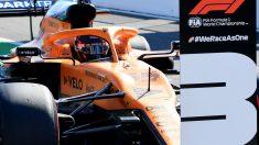 Carlos Sainz saldrá tercero en el Gran Premio de Italia de Fórmula 1. (AFP)