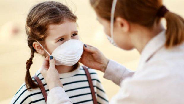 coronavirus niños diarrea vómitos